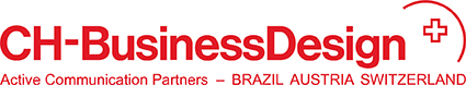BusinessDesign & Consulting: Brazil, Austria, Switzerland Logo