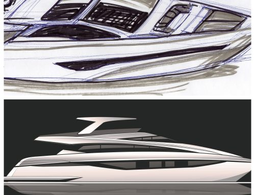 Yatch design