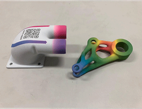Laser sintering of plastics