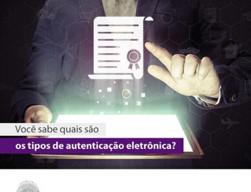 O documento eletrônico.⠀