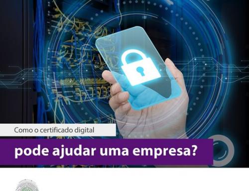 Como o certificado digital pode ajudar uma empresa?⠀